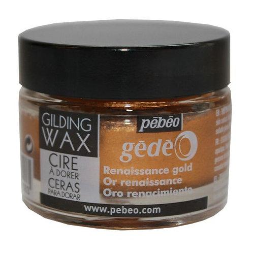 Gilding Wax Renaissance Gold