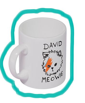 Caneca David Meowie