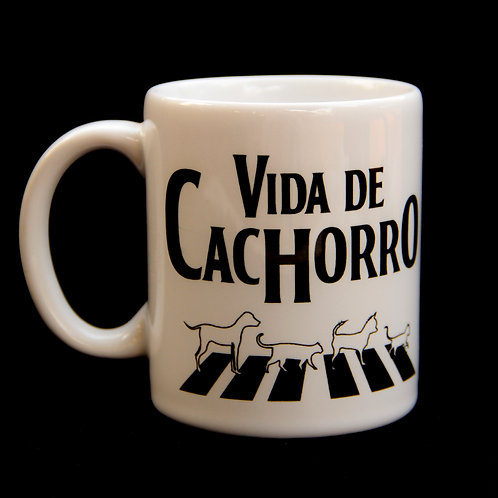 Caneca The Beatles | Vida de Cachorro