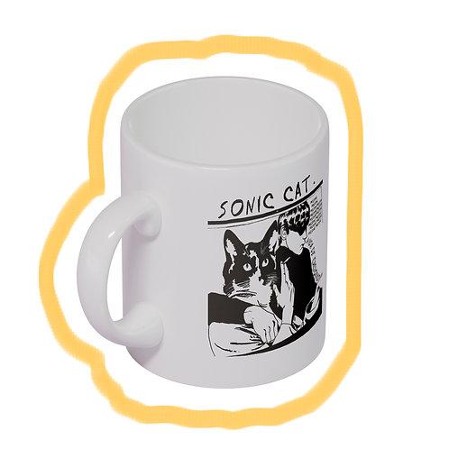 Caneca Sonic Cat | Vida de Cachorro