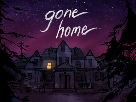 Games I Missed 1st Time (Gone Home [PC])