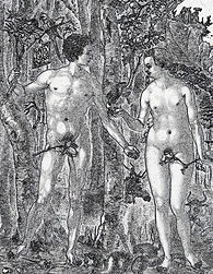 Albrecht_Dürer_Adam_and_Eve_1504_Engrav
