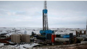 Rare Cold Snap Rattles the Heart of US Shale