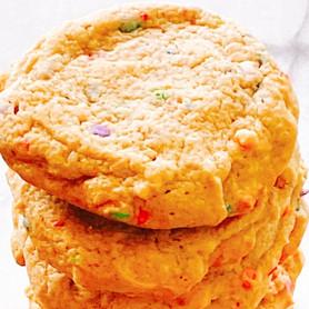 Day 120: Funfetti Cookies
