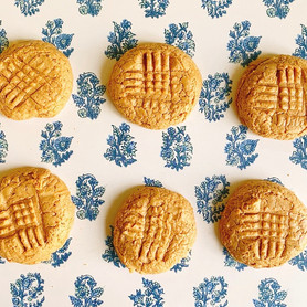 Day 281: Peanut Butter Cookies