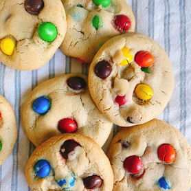 Day 333: M&M Cookies