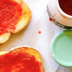 Day 126: Strawberry Jam