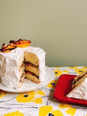 Week 1: Lane Cake (Alabama)