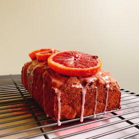 Day 316: Blood Orange Bread