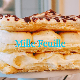 Day 80: Mille Feuille