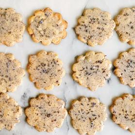 Day 284: Lavender Earl Grey Cookies