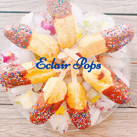 Day 76: Eclair Pops