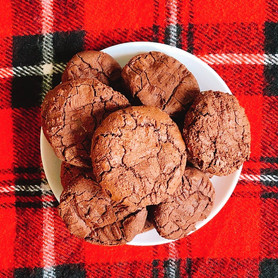 Day 287: Brownie Cookies