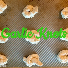 Day 5: Garlic Knots