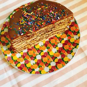 Week 20: Smith Island Cake (Maryland)