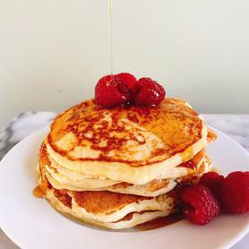 Day 317: Lemon Ricotta Pancakes