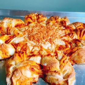 Day 297: Pizza Star Bread