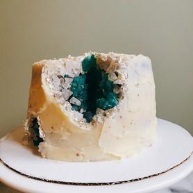 Day 300: Geode Cake