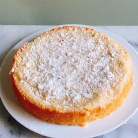 Day 273: Basbousa (Semolina Cake)