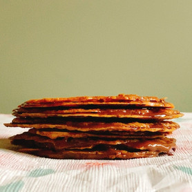 Day 279: Lace Sandwich Cookies