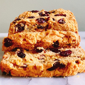 Day 275: Cranberry Bread