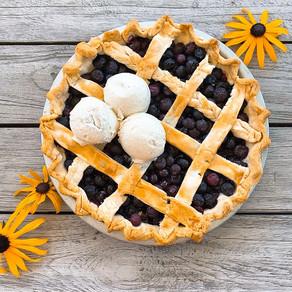 Week 19: Blueberry Pie (Maine)