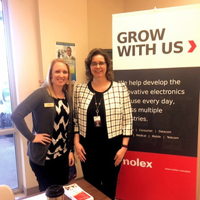 JOB SEEKERS FIND SUSTAINABLE EMPLOYMENT WITH MOLEX
