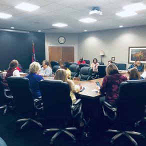 Partner's Meeting Shares Vision for Workforce Development in Lonoke County