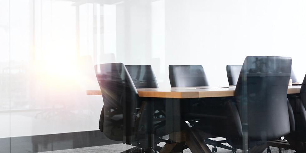 December 2020 - CEO Board Meeting