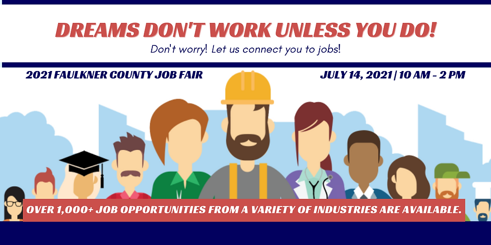 2021 Faulkner County Job Fair