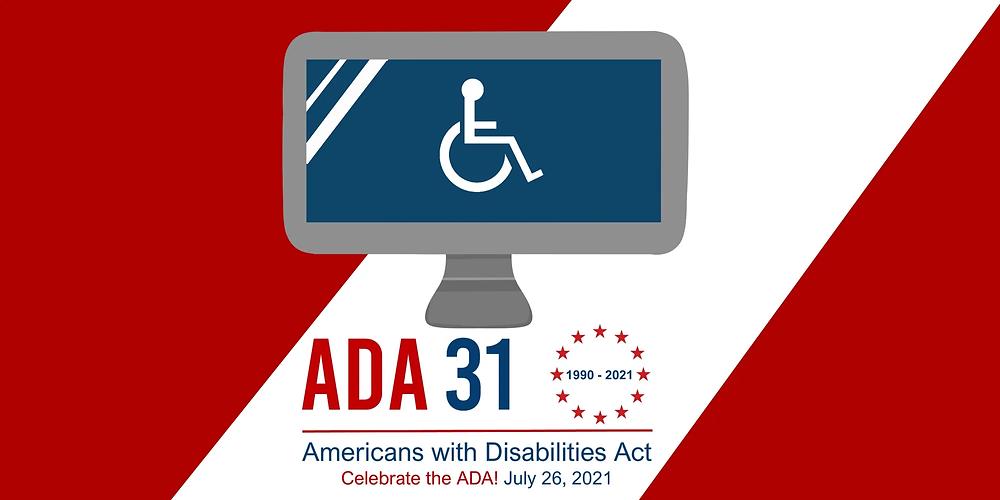 Image Source: Celina Oseguera and ADA logo credit: ADA National Network.