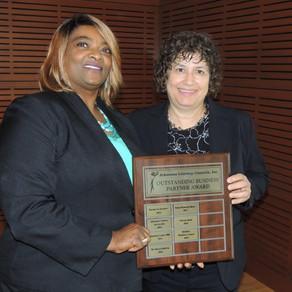 Local Workforce Center Receives Award