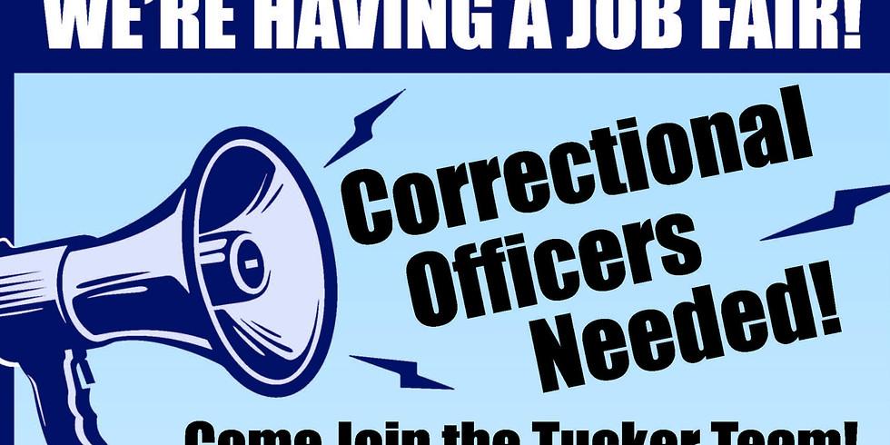 Job Fair - Arkansas Department of Corrections