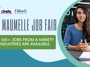 Central Arkansas Workforce Development Area Joins Forces with the City of Maumelle to Host Job Fair