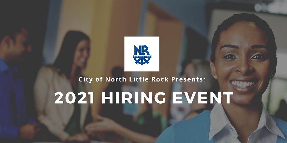 2021 North Little Rock Hiring Event