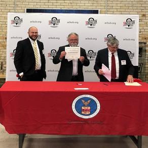Local Workforce Development Area becomes First Registered Apprenticeship Sponsor in Arkansas