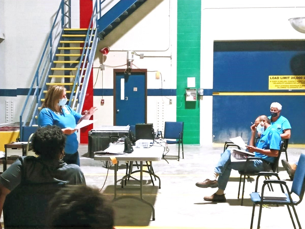 Kimberly-Clark Employees receive information prior to their department with the company.