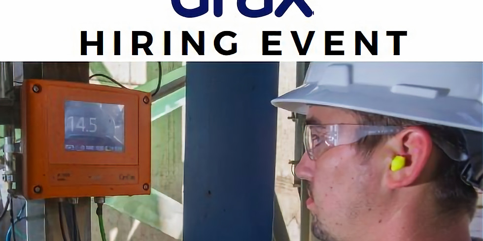 Drax Hiring Event - May 13, 2021