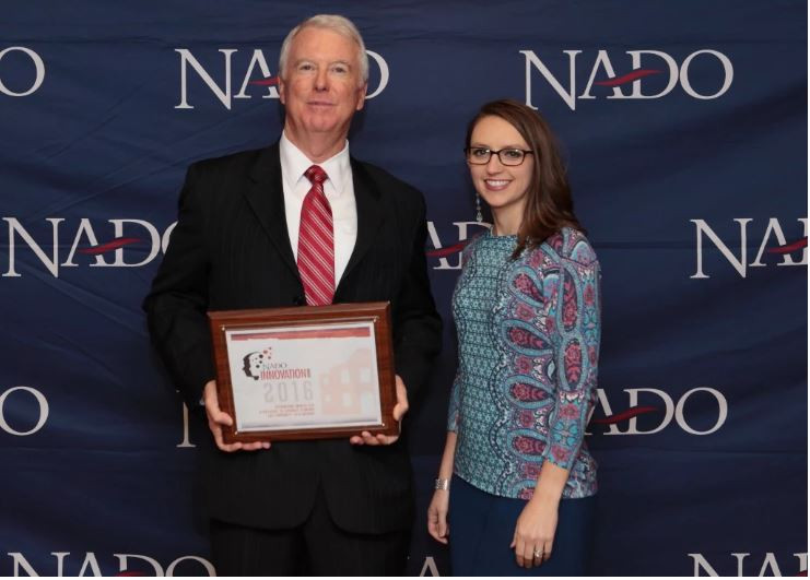 2016 Innovation Award from NADO