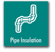 Pipe insulation, home improvement
