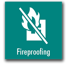 Fireproofing, safety