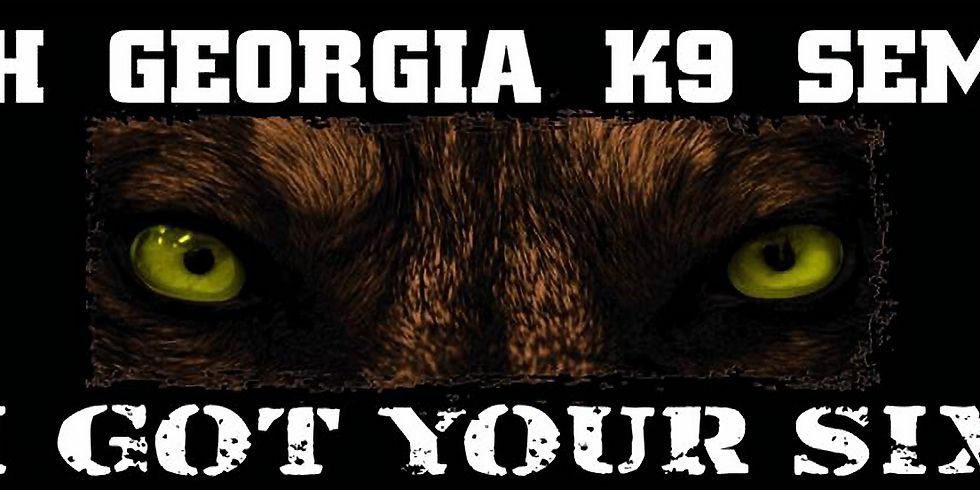 11th Annual South Georgia K9 Seminar
