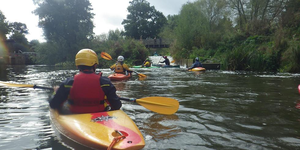 Gravesham Paddlesport River Sessions