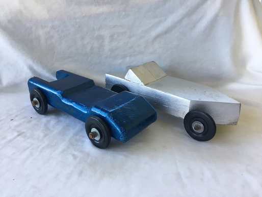 Cubs Block Cars 2021