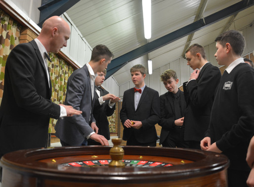 Hopehill becomes a Casino for one night only