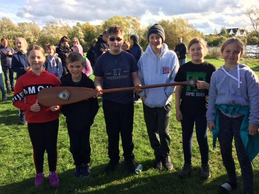 Kontiki Part 2 - District Kayak Competition
