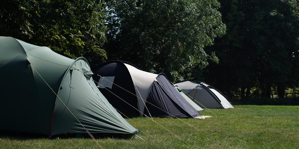 Scouts/Explorers Incident & Service Camp