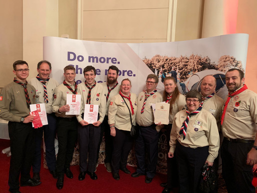 Kent Scout AGM & Awards Evening
