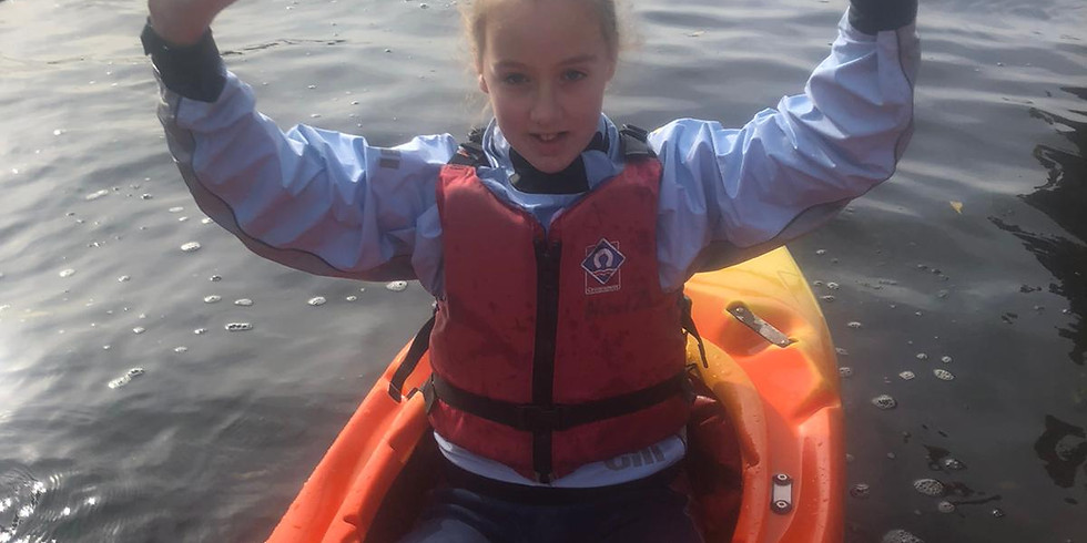 Lee Valley White Water Trip