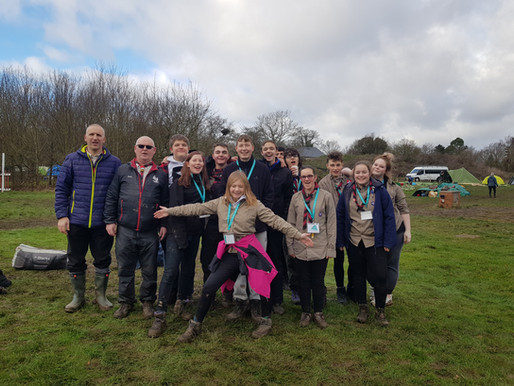 Gilwell Winter Camp 2020